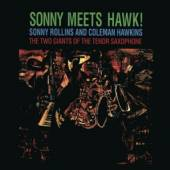 ROLLINS SONNY/COLEMAN HA  - CD SONNY MEETS HAWK