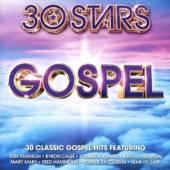 30 STARS: GOSPEL  - CD 30 STARS: GOSPEL
