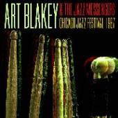 ART BLAKEY & THE JAZZ MESSENGE..  - CD+DVD CHICAGO JAZZ FESTIVAL 1987