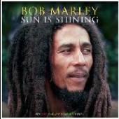 MARLEY BOB  - 3xVINYL SUN IS SHINI..