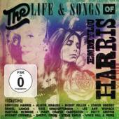 HARRIS EMMYLOU  - 2xCD+DVD LIFE & SONGS.. -CD+DVD-