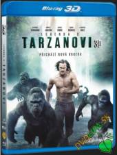 FILM  - BRD Legenda o Tarzan..