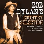 BOB DYLAN  - CD+DVD BOB DYLANS COUNTRY SELECTION