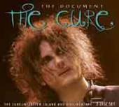 CURE  - CD+DVD THE DOCUMENT