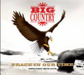 BIG COUNTRY  - CDD PEACE IN OUR TIME
