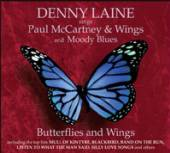 LAINE DENNY  - CD BUTTERFLIES AND WINGS