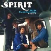 SPIRIT  - CD LIVE AT THE ASH GROVE..1