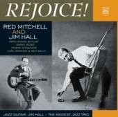 RED MITCHELL/JIM HALL  - 2xCD REJOICE!