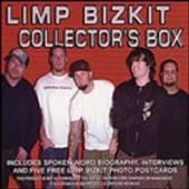 LIMP BIZKIT  - CD+DVD LIMP BIZKIT COLLECTORS BOX