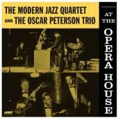MODERN JAZZ QUARTET &  - CD AT THE OPERA HOUSE -HQ-