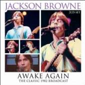 JACKSON BROWNE  - CD+DVD AWAKE AGAIN (2CD)