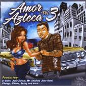 KINTO SOL  - CD AMOR AZTECA 3