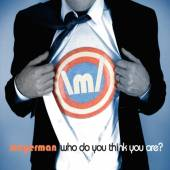 MEYERMAN  - CD WHO DO YOU THINK YOU ARE?