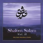 FELIX MARIA WOSCHEK & FRIENDS  - CD SHALOM SALAM VOL2
