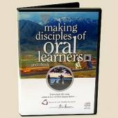 INTERNATIONAL ORALITY NETWORK  - CD MAKING DISCIPLES OF ORAL LEARNERS