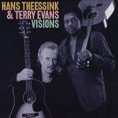 THEESSINK HANS  - CD VISIONS