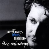SIR OLIVER MALLY'S BLUES  - CD BLUE RAINDROPS