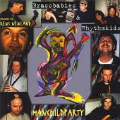 RENS NEWLAND  - CD BRASSBABIES & RHY..