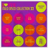 VARIOUS  - CD ZYX ITALO DISCO COLLECTION 22