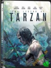 FILM  - BRD Legenda o Tarzan..