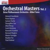 TOMS MIKEL - BRNO PHILHARMONIC  - CD ORCHESTRAL MASTERS VOL 2