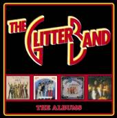 GLITTER BAND  - 4xCD THE ALBUMS: DELUXE FOUR CD BOXSET