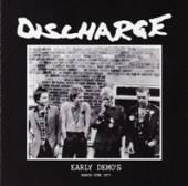 DISCHARGE  - VINYL EARLY DEMO'S MARCH -.. [VINYL]