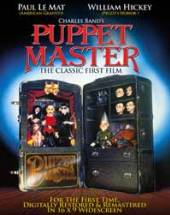 FEATURE FILM  - BLU PUPPET MASTER 1: REMASTERED