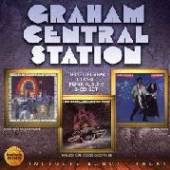 GRAHAM CENTRAL STATION  - CD+DVD NOW DO U WANT..