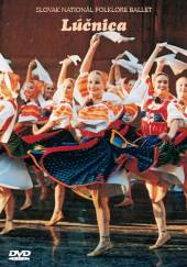 LUCNICA  - DVD SLOVAK NATIONAL FOLKLORE BALLET