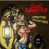 DEAD CONSPIRACY  - CD ABOMINATION UNDERGROUND - EP