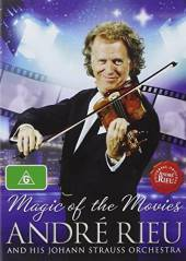 RIEU ANDRE  - DVD MAGIC OF THE MOVIES