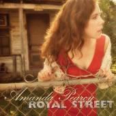 PEARCY AMANDA  - CD ROYAL STREET