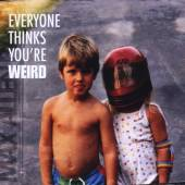 ALLEN MAX BAND  - CD EVERYONE THINKS YOU'RE WEIRD