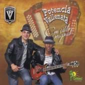 POTENCIA VALLENATA  - CD CON ESTILO ORIGINAL