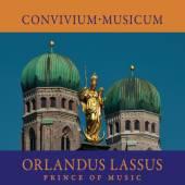CONVIVIUM MUSICUM  - CD ORLANDUS LASSUS PRINCE OF MUSIC