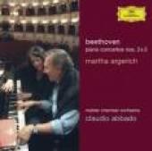 ARGERICH/ABBADO/BPH  - CD KONCERTY 3,2