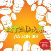 ATABAL  - CD YA SON 30: ANTOLOGIA