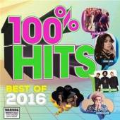 VARIOUS  - CD 100% HITS BEST OF 2016