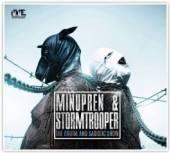 MINUPREN & STORMTROOPER  - CD THE BRUTAL AND SADISTIC SHOW