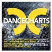 VARIOUS  - CD+DVD DANCE CHARTS 2013.1