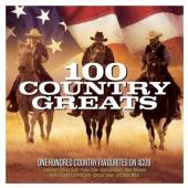 VARIOUS  - 4xCD ONE HUNDRED COUNTRY..