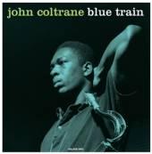 COLTRANE JOHN  - VINYL BLUE TRAIN (BLUE VINYL) [VINYL]