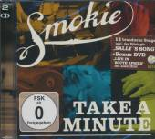 SMOKIE  - CD TAKE A MINUTE+LIVE IN SOUTH AFRIKA