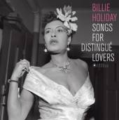 BILLIE HOLIDAY (1915-1959)  - VINYL SONGS FOR DIST..