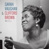 VAUGHAN SARAH  - VINYL WITH CLIFFORD BROWN -HQ- [VINYL]