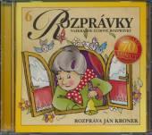 ROZPRAVKY [J. KRONER]  - CD 06 - NAJKRAJSIE LUDOVE ROZPRAVKY