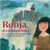 VARIOUS  - CD LINDGRENOVA: RONJA, DCERA LOUPEZNIKA