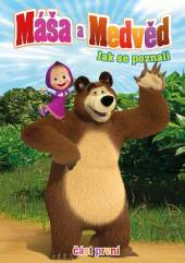 FILM  - DVD MASA A MEDVED 1