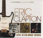 CLAPTON ERIC  - 3xCD PLATINUM COLLECTION